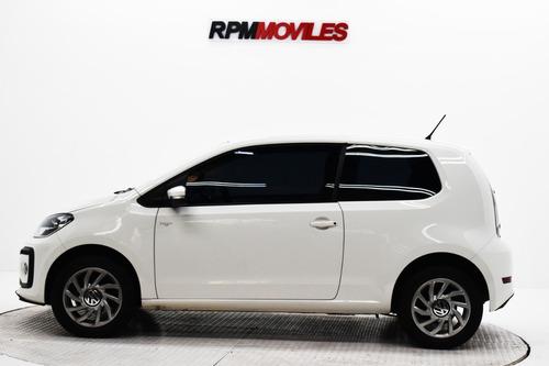 volkswagen up 1.0 high 3p 2017 rpm moviles showroom