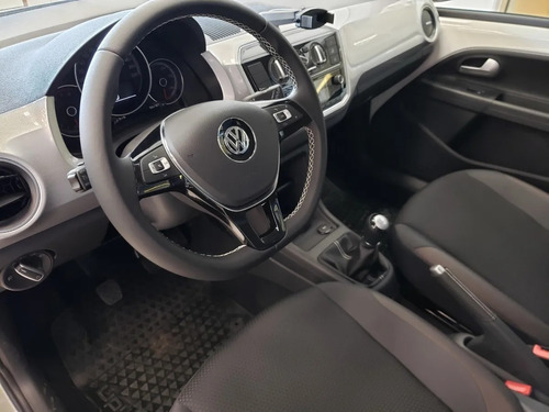 volkswagen up! 1.0 high 5 p financio con dni alra s.a