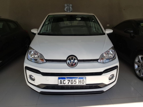 volkswagen up! 1.0 high up! 5 p 1.200kms! igual a nuevo!