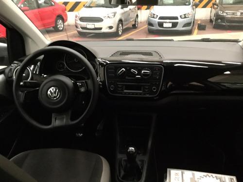 volkswagen up 1.0 l3 high up std 5 vel ac 2016