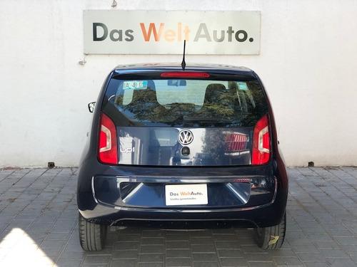 volkswagen up! 1.0 move up mt 5 p (recibimoa auto credito)