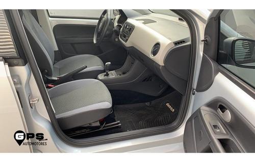 volkswagen up! 1.0 mpi i-motion 2016 automotores gps