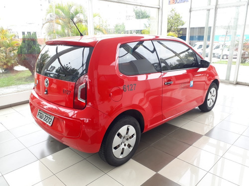 volkswagen up! 1.0 take 3p 2016 - completo - frota