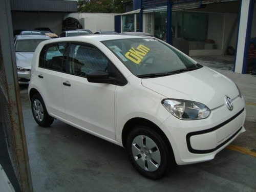 volkswagen up 1.0 take 4p 17/18 0km rosati motors p.entraga