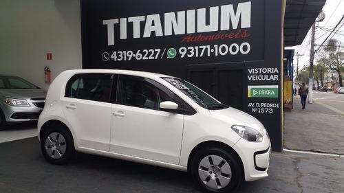 volkswagen up! 1.0 take titanium automóveis