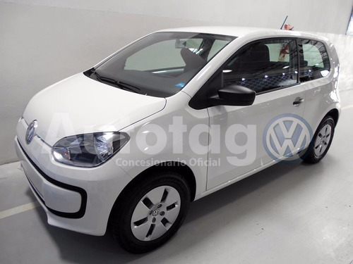 volkswagen up! 1.0 take up! aa 75cv 4