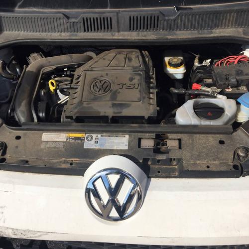 volkswagen up! 1.0 tsi 2015 - sucata para retirar peças