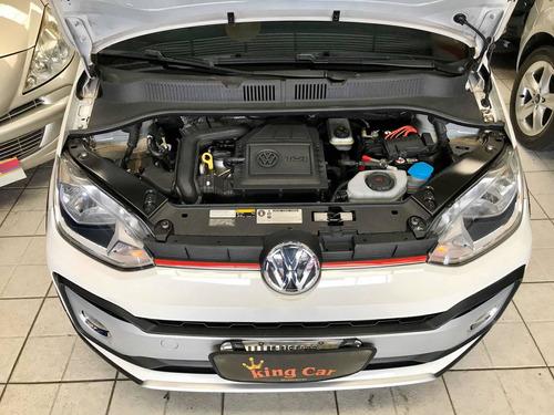 volkswagen up! 1.0 tsi cross 2018 kingcar multimarcas