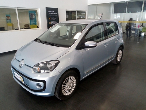 volkswagen up 1.0 tsi high up 12v flex 4p manual 2015/2016