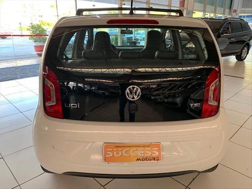 volkswagen up! 1.0 tsi speed 5p - branco - 2016