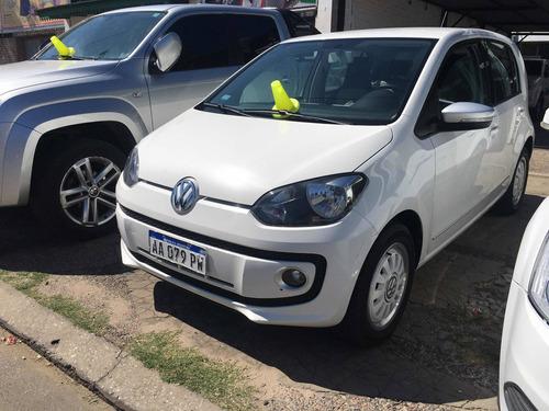 volkswagen up! 1.0 white up 75cv 2016