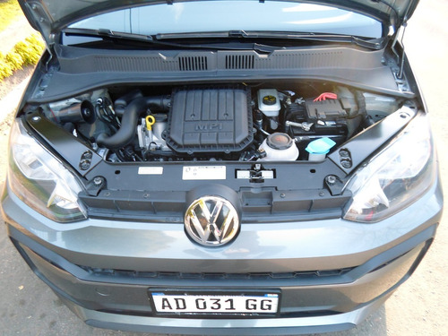volkswagen up 1.0n take up! año 2018 aa (75cv) 5ptas. (l18)