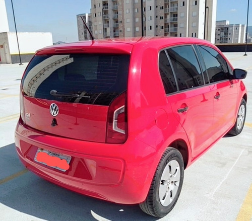 volkswagen up! 2014 1.0 take 5p