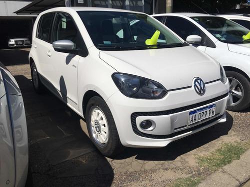 volkswagen up! 2014 1.0 white up 75cv