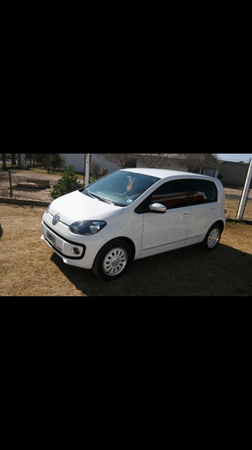 volkswagen up! 2015 1.0 white up 75cv