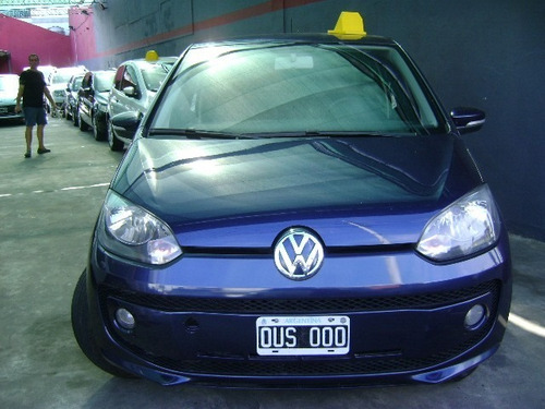 volkswagen up¡ 2015 3 puertas highline 1.0 nafta full full