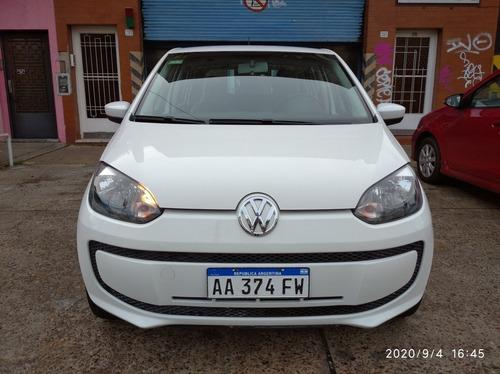 volkswagen up! 2016 1.0 move up! 75cv 5 p