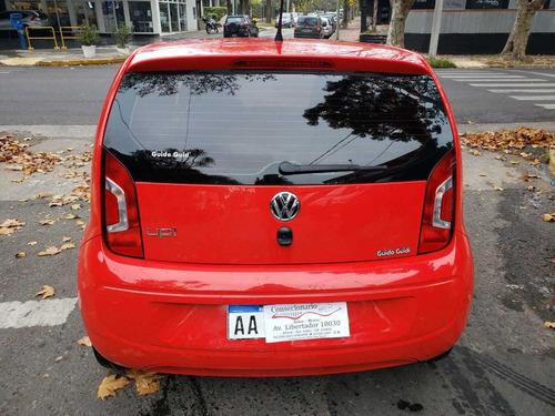 volkswagen up! 2016 1.0 move up anticipo mas cuotas, permuto