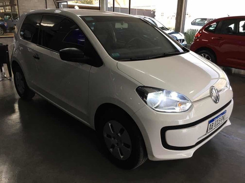 volkswagen up! 2017 1.0 take