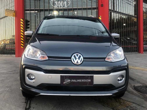 volkswagen up! 2018 1.0 cross up!