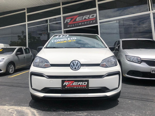volkswagen up 2018 completo 1.0 flex 4 portas 34.000 km novo