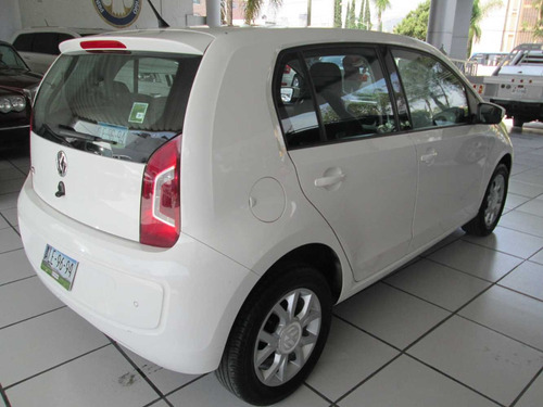 volkswagen up 4 cilindros 2016 blanco