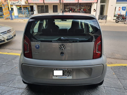volkswagen up 5 ptas impecable 66000 km   dinoautomovile