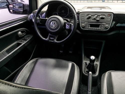 volkswagen up! black 1.0 12v 4p
