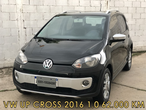 volkswagen up cross 1.0 2016 * financio * recibo menor *