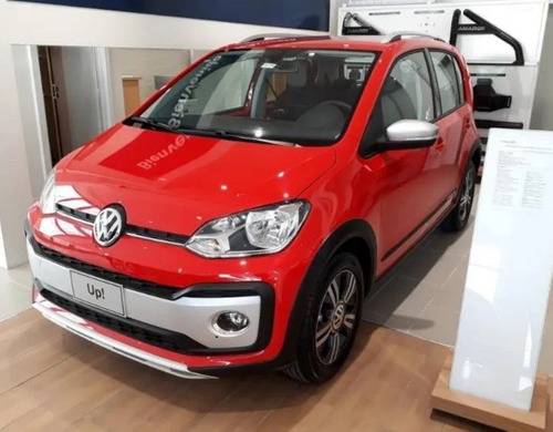 volkswagen up cross tsi de 101cv entrega inmediata! 01