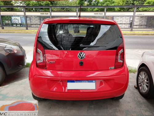 volkswagen up high 1.0 2016. apabullante!!