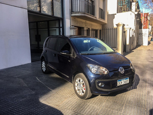volkswagen up! high 2016 recomendable!