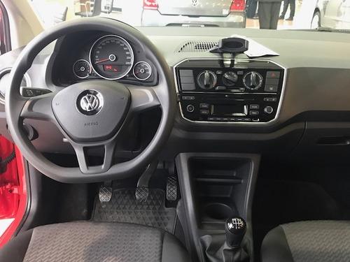 volkswagen  up high 5 puertas motor 1.0 2018 dm
