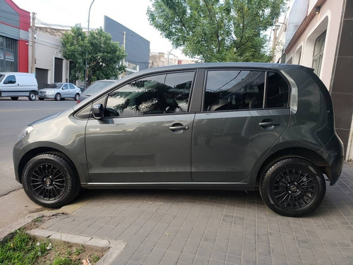 volkswagen up move 2014 1.0 5 ptas 82 mil km impecable