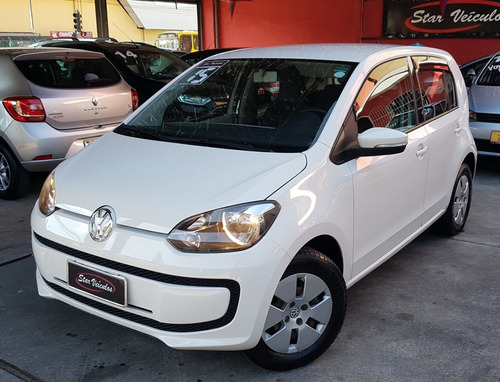 volkswagen up! move 2015 manual