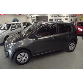 Volkswagen Up! Move Imotion  2015 Completo 57milkm Ciavel