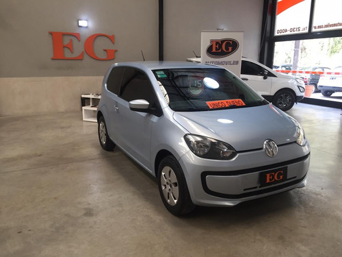 volkswagen up move unica dueña eg automoviles