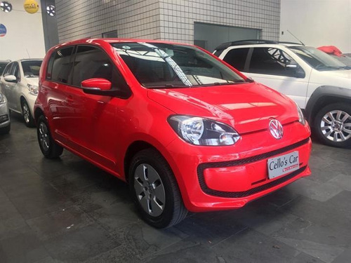 volkswagen up! move up! move 1.0 total flex 12v 5p flex man