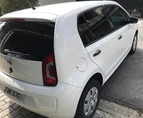 volkswagen up take 1.0 completo 2015 - 4 portas