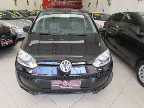 volkswagen up! take 1.0l mpi total flex 70910km