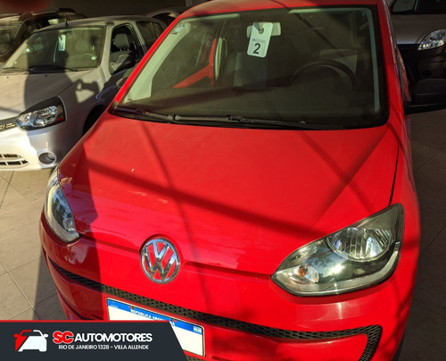 volkswagen up! take aa 1.0 3p 2016