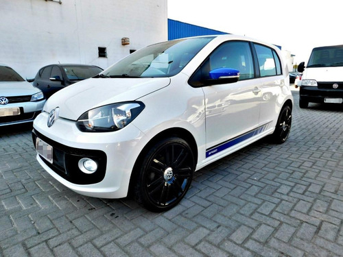 volkswagen up tsi speed