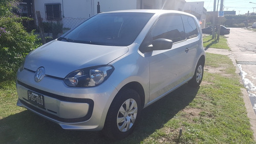 volkswagen up! up! 1.0 take 2016 aa,full,permuto y financio