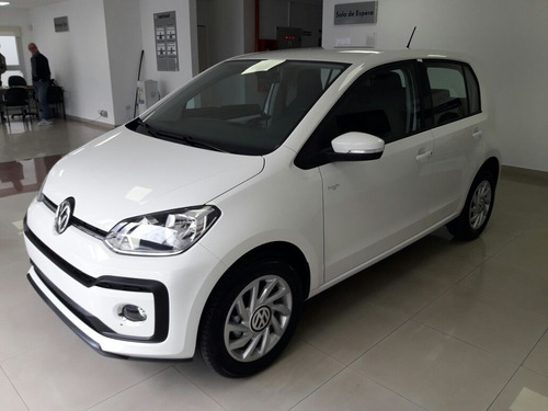 volkswagen up! vw up 0km take move pepper high financiado 13