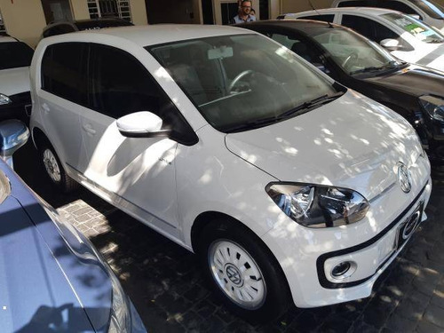 volkswagen up! white black 1.0 2014/2014 branco