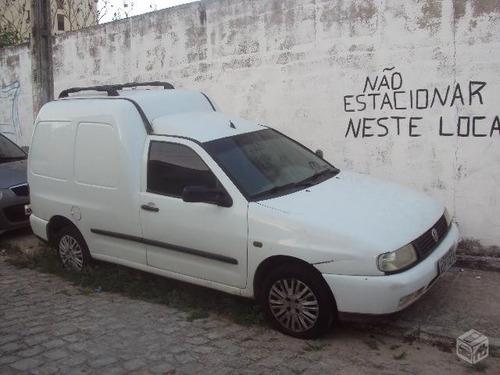 volkswagen van furgão 2001 1.6 mi sucata peças motor caixa