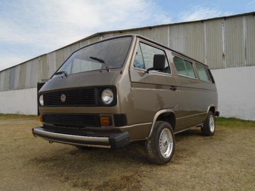 volkswagen vanagon 1984 automàtica importada