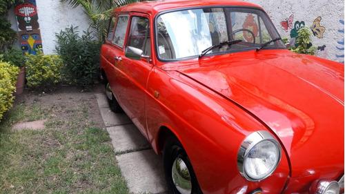 volkswagen variant 1966