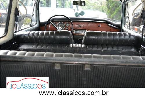 volkswagen variant 1970