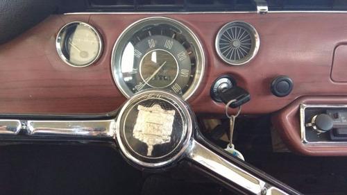 volkswagen variant 1970 branca gasolina